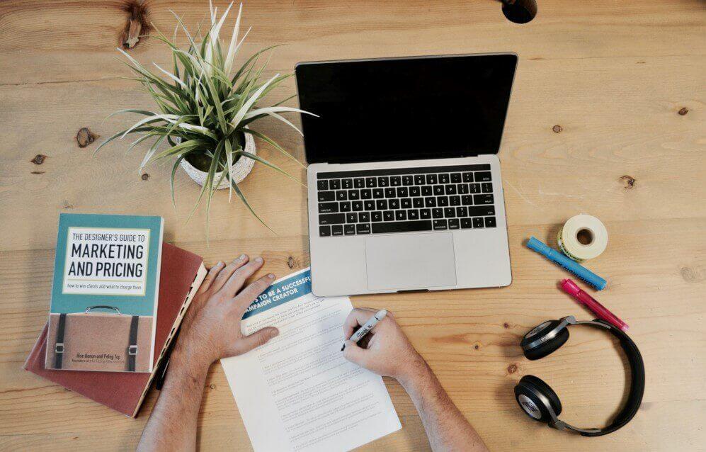 Influencer marketing blog post