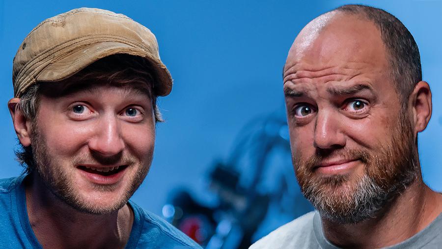Photo of Dan & Ryan