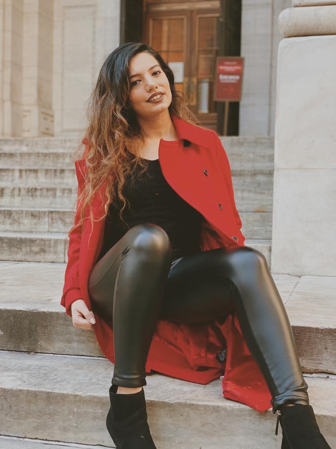 Photo of Richa Kohli