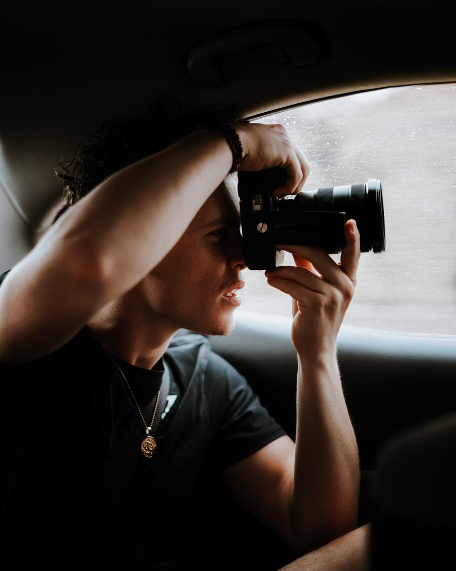 Photo of Lucas Bosc