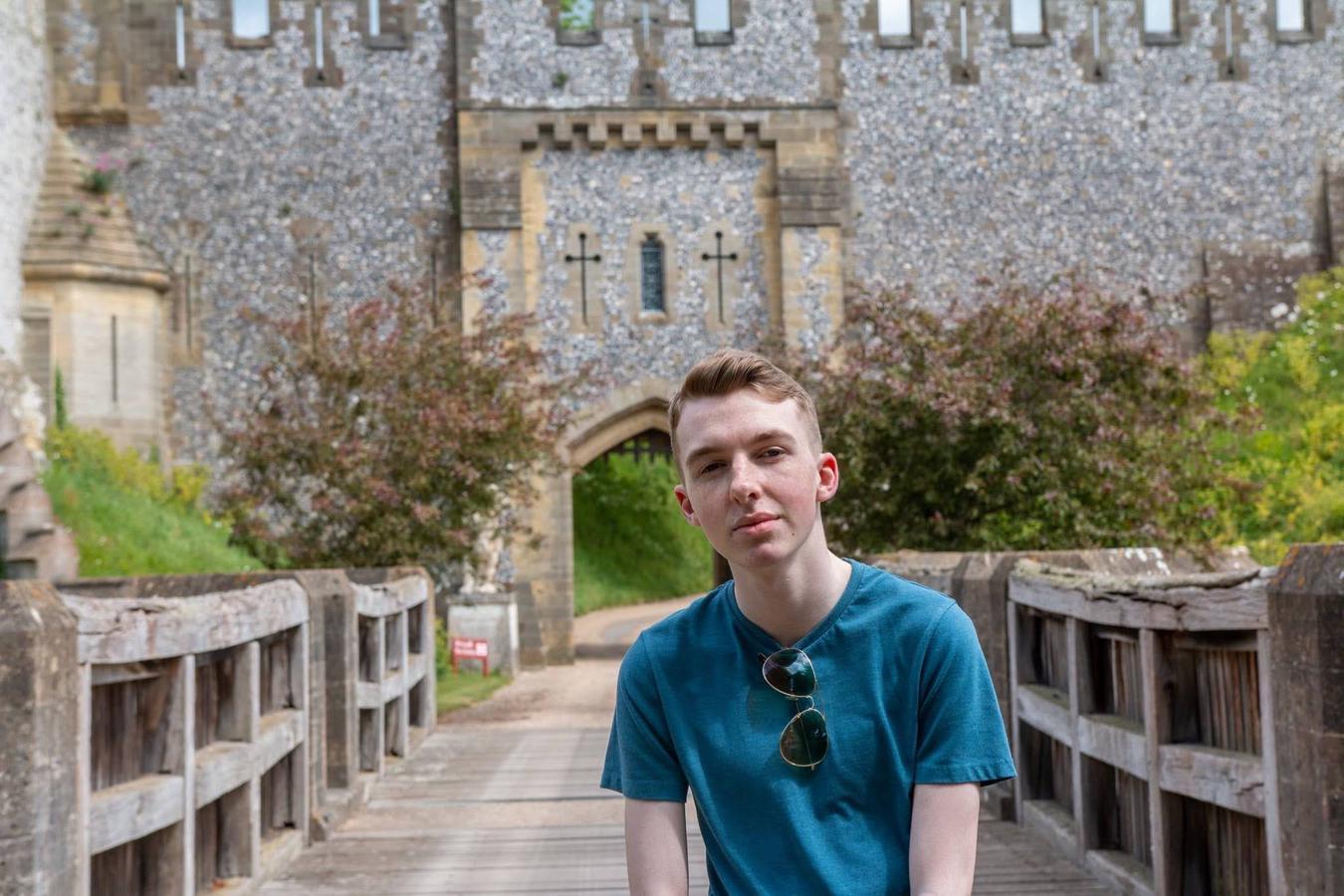 Photo of Bradley Hudson
