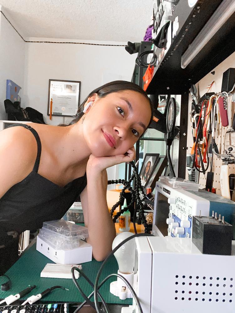Photo of Katya Echazarreta