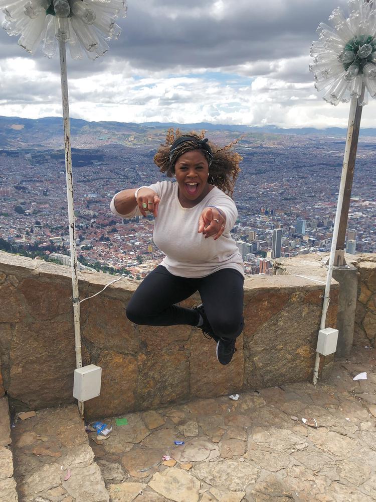 Photo of Kendra Okereke