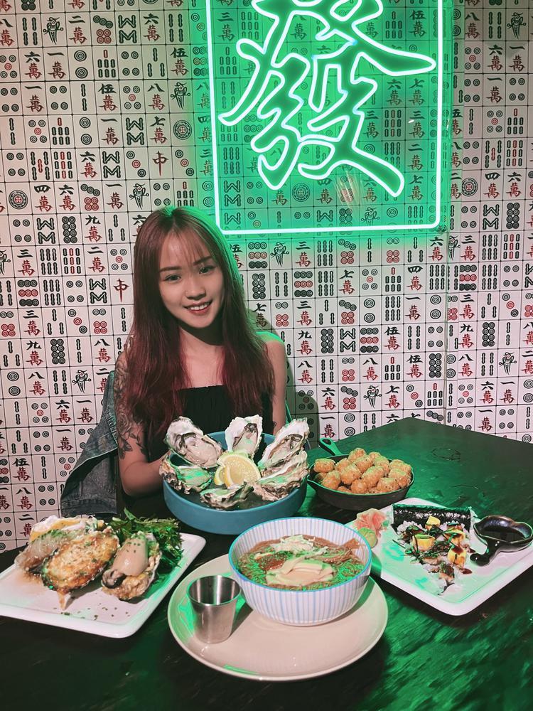 Photo of Xin Yi