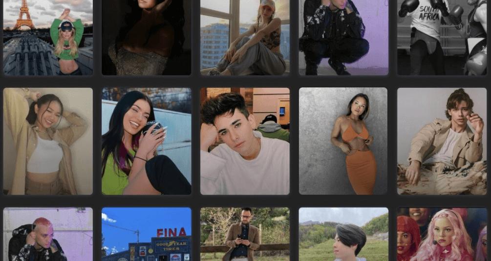 top influencers